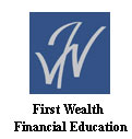 Firts Wealth Financial Education Logo Image